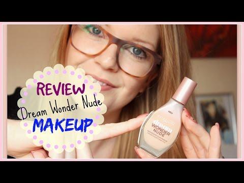 REVIEW | Dream Wonder Nude Makeup