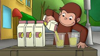 Coco der Neugierige | Wenn das Leben dir Zitronen schenkt | Cartoons für Kinder