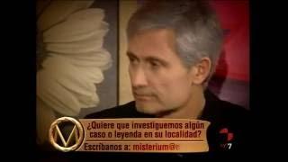 Misterium Extraterrestres en Matapozuelos Entrevista a Raul Rodriguez