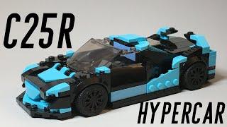 C25R | LEGO Speed Champions Hypercar MOC