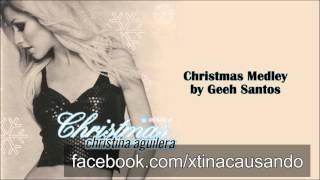 Gambar cover Christina Aguilera - Christmas Medley by geeh santos