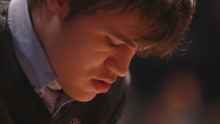 Mozart of Chess: Magnus Carlsen