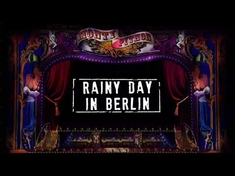 Rainy Day in Berlin Lyric Video