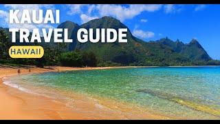 HAWAII - ISLAND OF KAUAI: Quick Tour & Top Highlights