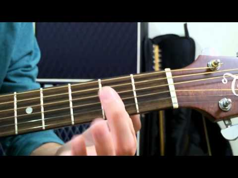 A7 chord: How to play a quick and easy A7 chord
