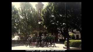 preview picture of video 'Del Cortijo del Aire hasta la Atalaya de Deifontes pasando por Güevéjar, Nívar y Cogollos Vega'