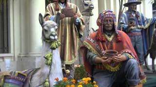 preview picture of video 'Espiritu Navideño Catedral San Salvador de Jujuy'