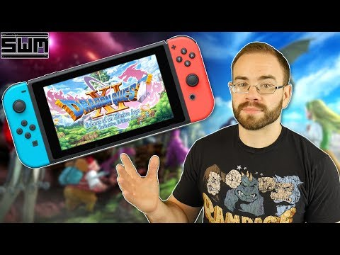 Dragon Quest XI S Is Just What The Series Needs (Demo Impressions)