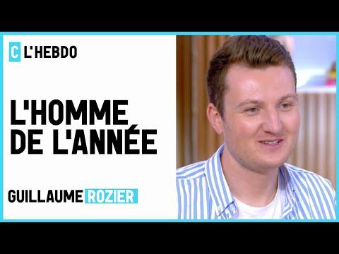 Guillaume Rozier, l'homme de l'année - C l'hebdo - 26/06/2021 Guillaume Rozier, l'homme de l'année - C l'hebdo - 26/06/2021