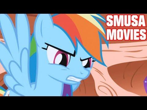 MLP FIM CZ PARODY 5-My Little Pony CZ Parody S01 E02 část 1/4