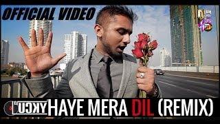 Haye Mera Dil (REMIX) - DJ LUCKY (Ft.Yo Yo Honey Singh) | HARSHIL PALSANA VISUALS