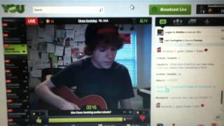 Chase Goehring - Puppy Eyes ( LIVE ON YOUNOW )