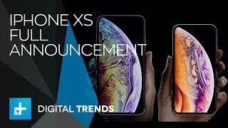 Apple iPhone XS - Full Announcement