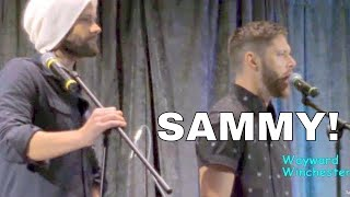 Jensen Ackles Yells Sam As Dean In Real Life!