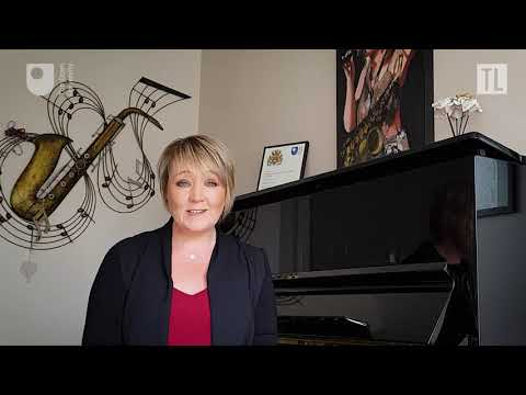 Certificate: The Practice of Music Making (CPMM) graduate Heather ...