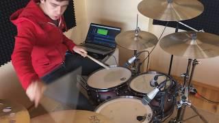 Duman - Öyle Dertli - Drum Cover