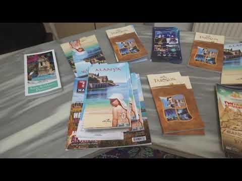Аланья где получить информацию туристам, а также буклеты и карты