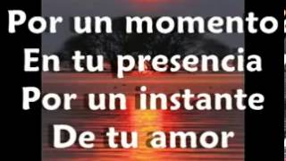 POR UN DESTELLO DE TU GLORIA  Letra Jesús Adrián Romero