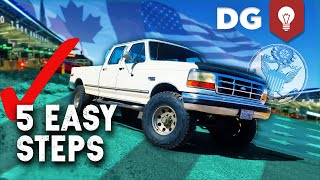 How To Import a Vehicle From the USA 🇺🇸 No Broker Needed!