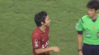 柴崎岳鹿島がコイントスをうっかり忘れて笑顔を見せる!J1第22節鹿島vsF東京