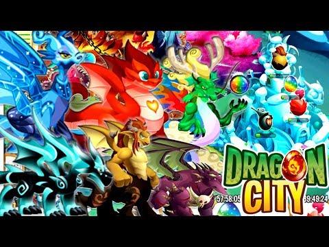 Dragon City Hack De Como Comprar Los Dragones Legendarios