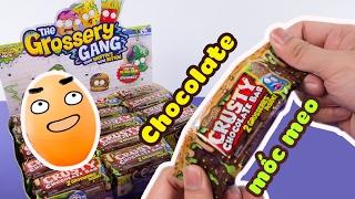 Grossery Gang season 1 Mở đồ chơi mốc meo, bốc mùi - ToyStation 27