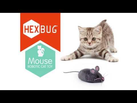 HEXBUG Mouse Robotic Cat Toy-Spielzeugmaus