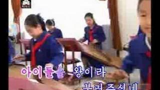 DPRK Music 4-16 대원수님은 우리의 해님