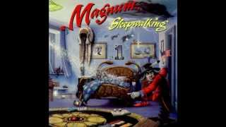 "MAGNUM - ALBUM - "" SLEEPWALKING "" (1992)"
