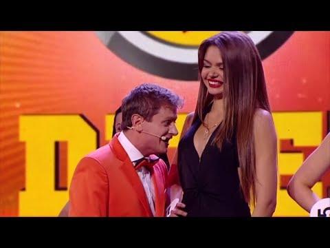 Самая красивая девушка в мире - победительница лучший подарок парню Дизель шоу   Дизель Студио