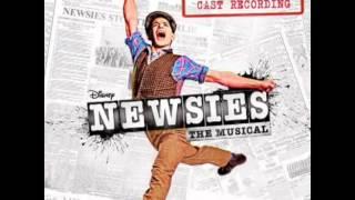 Newsies (Original Broadway Cast Recording) - 2. Santa Fe (Prologue)