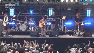 Yui - Summer song + Gloria LIVE HD (Setstock 2010)