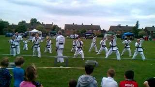 preview picture of video 'ETSDF  Demo at Wootton Fun Day, Bedfordshire - 7th May 2011'