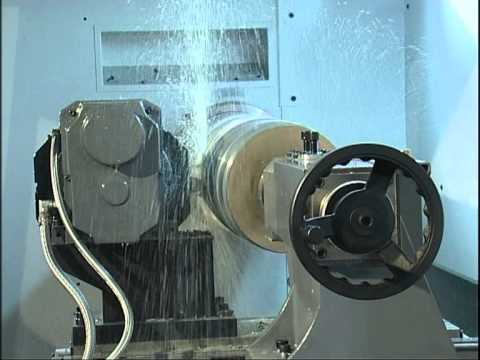 Pinacho Lathes CNC - Large Components