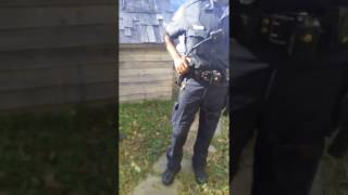 AEP harassment about solar panels aep calls police on me about telling them to leave
