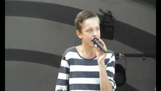 Эрик Рапп, Helges i Gävle 2010-08-15 Erik Rapp - I´m yours
