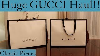 Gucci Mens Shopping Spree!!! Gucci Haul Unboxing 2017 - HD - Ultimateunboxing 2017