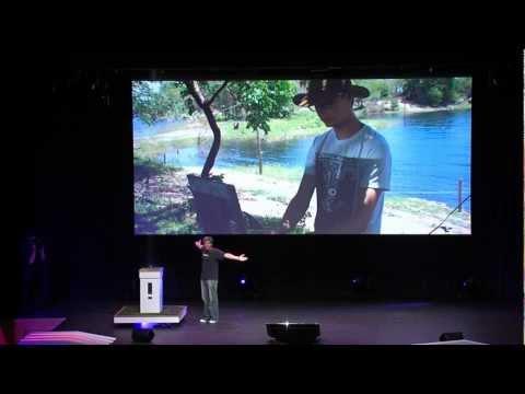 TEDxDelft - Rolf Hut - I am a tinkerer