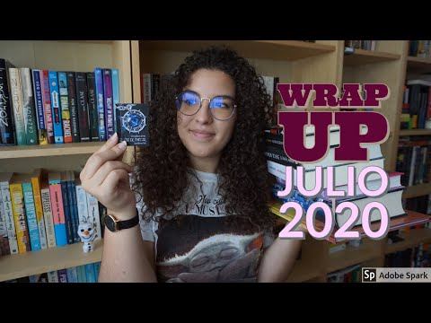 WRAP UP Julio 2020 (¡Con un mini libro!)