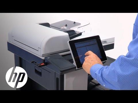 HP LaserJet Enterprise 700 Printer M712dn(CF236A)