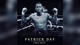 Patrick Day Will Be Missed