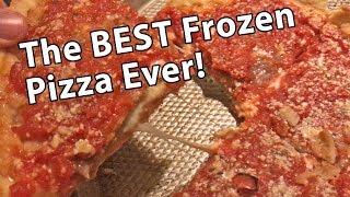 Baking A Frozen Lou Malnati's Pizza The Right Way