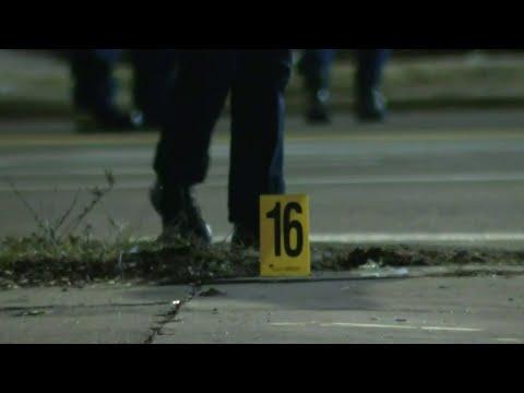 Woman shot, killed inside SUV on Detroit's east side