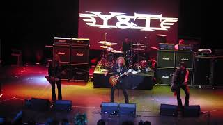 Y&T- I'm Coming Home