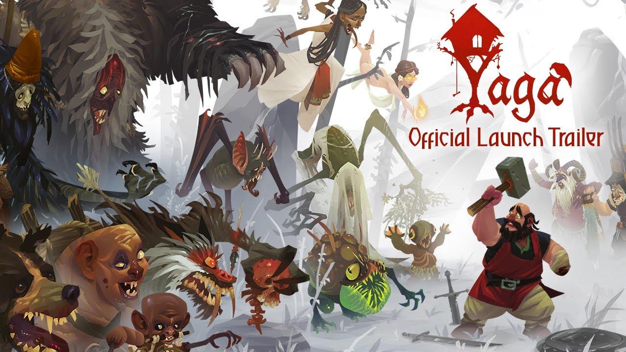 Yaga, un nuovo Action RPG, e' disponibile su Console e PC