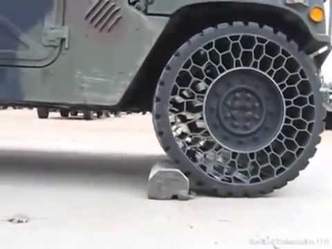Mỹ mất 2 năm để chế tạo ra loại lốp này và Nga mất 2 tháng để tìm ra cách khắc chế nó. Chỉ có thể là móc lốp