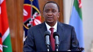 President Uhuru Kenyatta visits South Africa