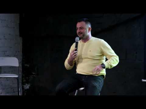 Fuckup Night Odessa (Максим Бахматов) (видео)