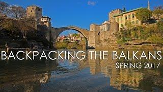 "Backpacking The Balkans (Spring 2017) Feat. Paul Kalkbrenner: ""Jestrüpp"""