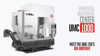 The UMC-1000 – Haas' New 5-Axis Universal Machining Center – Haas Automation, Inc.